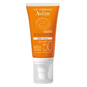 Protector Solar Avene Crema Spf 50+ X 50 Ml