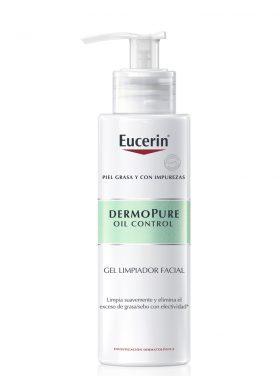 Eucerin Dermopure Oil Control Gel Limpiador X 200 Ml
