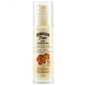 Loción Facial Hawaiian Tropic Silk Hydration Fps30 X 50 Ml