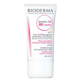 Crema Bioderma Bb Cream Sensibio Ar X 40 Ml