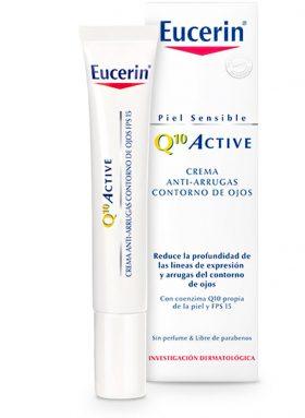 Eucerin Q10 Active Contorno Ojos X 15 Ml