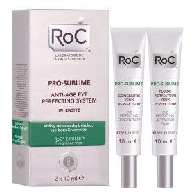 Crema Roc Concentrado Pro Sublime Para Ojos 2 X 10 Ml C/u