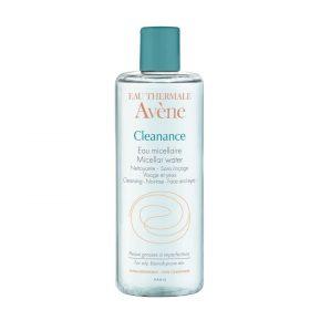 Agua Micelar Avene Cleanance Pieles Grasas - Acne X 400 Ml