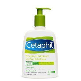 Emulsión Hidratante Cetaphil Cara Y Cuerpo X 473 Ml