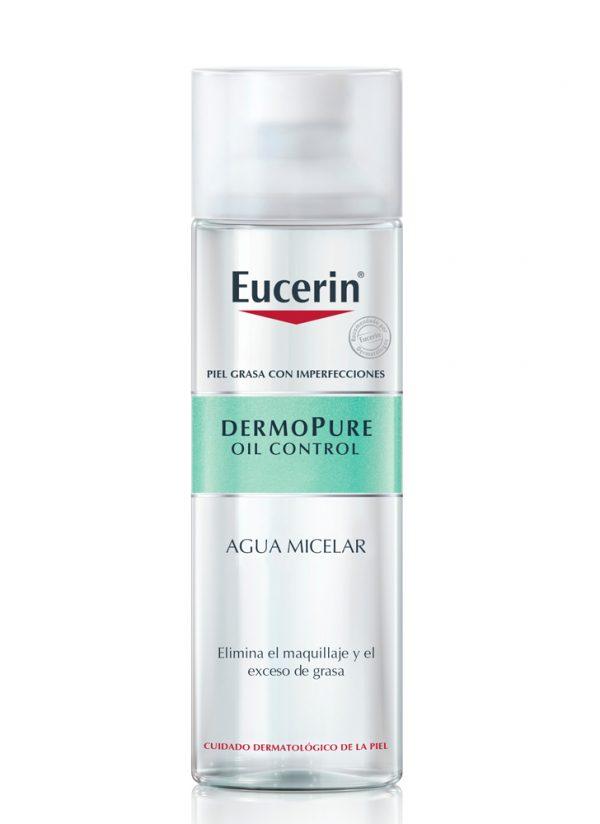 Eucerin Dermopure Oil Control Agua Micelar X 200 Ml