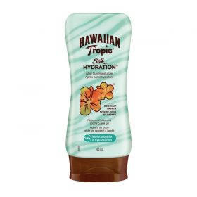 Loción Post Solar Hawaiian Tropic Silk Hydration X 180ml