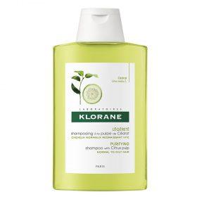 Shampoo Klorane Pulpa De Cedrat X 200 Ml