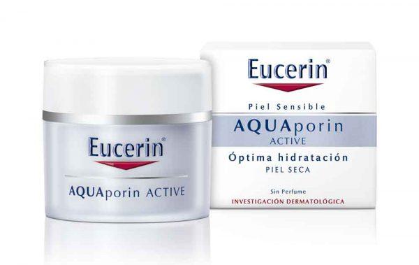 Eucerin Aquaporin Active Crema Piel Seca X 50 Ml