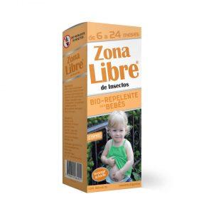 Zona Libre Repelente De Mosquitos Para Bebés
