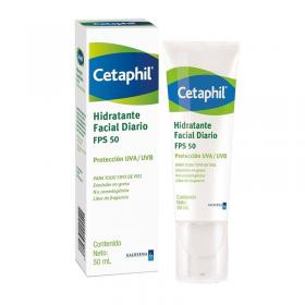 Crema Hidratante Cetaphil De Dia Fps 50+ X 50 Ml