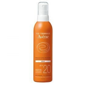 Avene Protector Solar Fps20+ Spray X 200 Ml