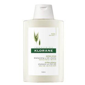 Shampoo Klorane A La Leche De Avena X 200 Ml