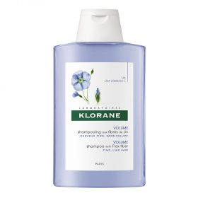Shampoo Klorane A Las Fibras De Lino X 200 Ml