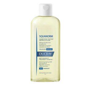 Shampoo Ducray Squanorm Tratante Caspa Grasa X 200 Ml