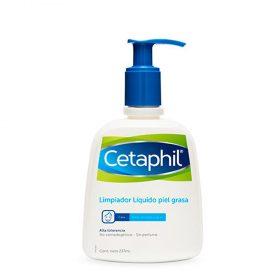 Loción Limpiadora Cetaphil Para Piel Grasa X 237 Ml