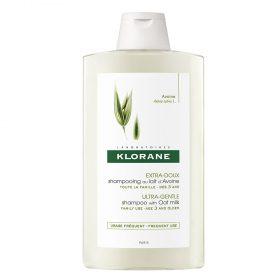 Shampoo Klorane A La Leche De Avena X 400 Ml