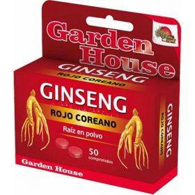 Garden House Ginseng Rojo Coreano X 100 Comprimidos