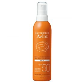 Protector Solar Avene Spray Sfp 50+ X 200 Ml