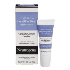 Crema Neutrogena Contorno De Ojos Healthy Skin X 15 Gr
