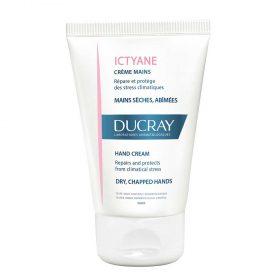 Crema Ducray Nc Ictyane Para Manos X 50 Ml