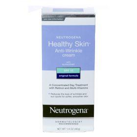 Crema Neutrogena Healthy Skin Antiarrugas Día Fps15 X 40 Gr