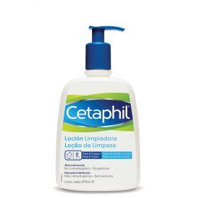 Loción Limpiadora Cetaphil Para Piel Sensible X 473 Ml