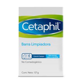 Barra Limpiadora Cetaphil Cara Y Cuerpo X 127 Gr