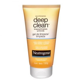 Gel Limpiador Facial Neutrogena Deep Clean X 150 Ml