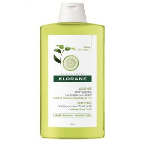 Shampoo Klorane Pulpa De Cedrat X 400 Ml