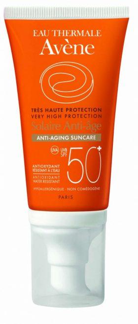 Protector Solar Avene Crema Spf 50+ Anti-age X 50 Ml