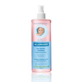 Agua Perfumada Klorane Bébé Refrescante X 500 Ml