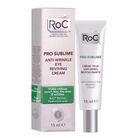 Crema Roc Para Ojos Pro Sublime X 15 Ml