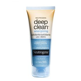 Exfoliante Neutrogena Deep Clean Energizing X 100 Gr