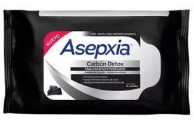 Toallitas Purificantes Carbon Detox X 10unidades